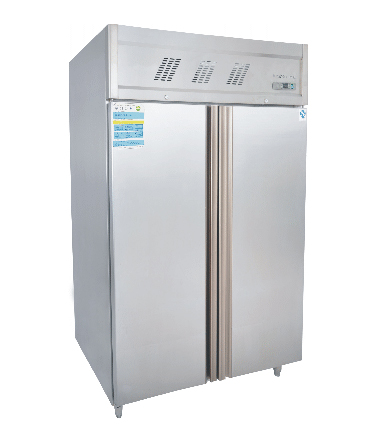Great Large Size Double Door Kitchen Fridge, Commercial Refrigerator, 1258L