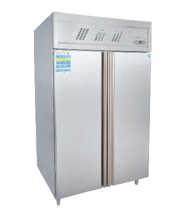 Great Large Size Double Door Kitchen Fridge, Commercial Refrigerator, 1258L