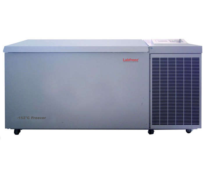 -152°C Ultra-low temperature Freezer, Chest type, 128L/258L , LN standby