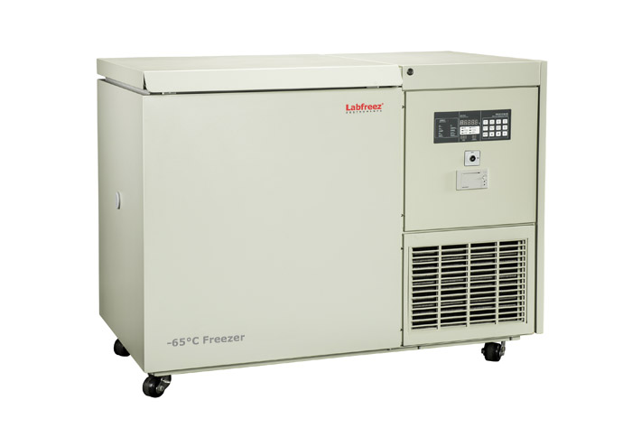 -65ºC Ultra-low Temperature Freezer, Chest type, CO2 standby